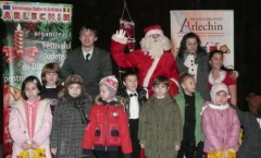 festivalul de divertisment pentru copii si tineret povesti de  iarna
