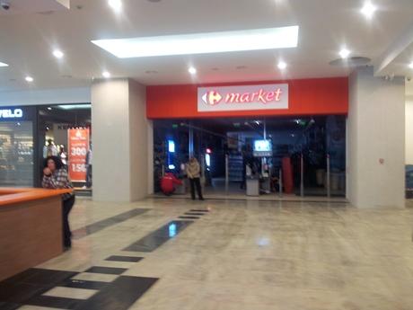 11. Carrefour market