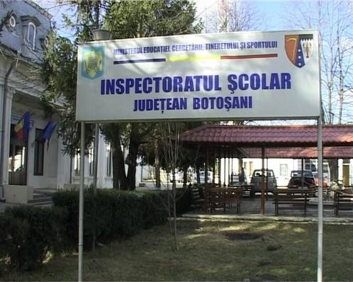 15. Inspectoratul scolar judetean botosani