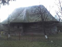 Biserica de lemn Sfantul Dumitru Vorniceni Botosani