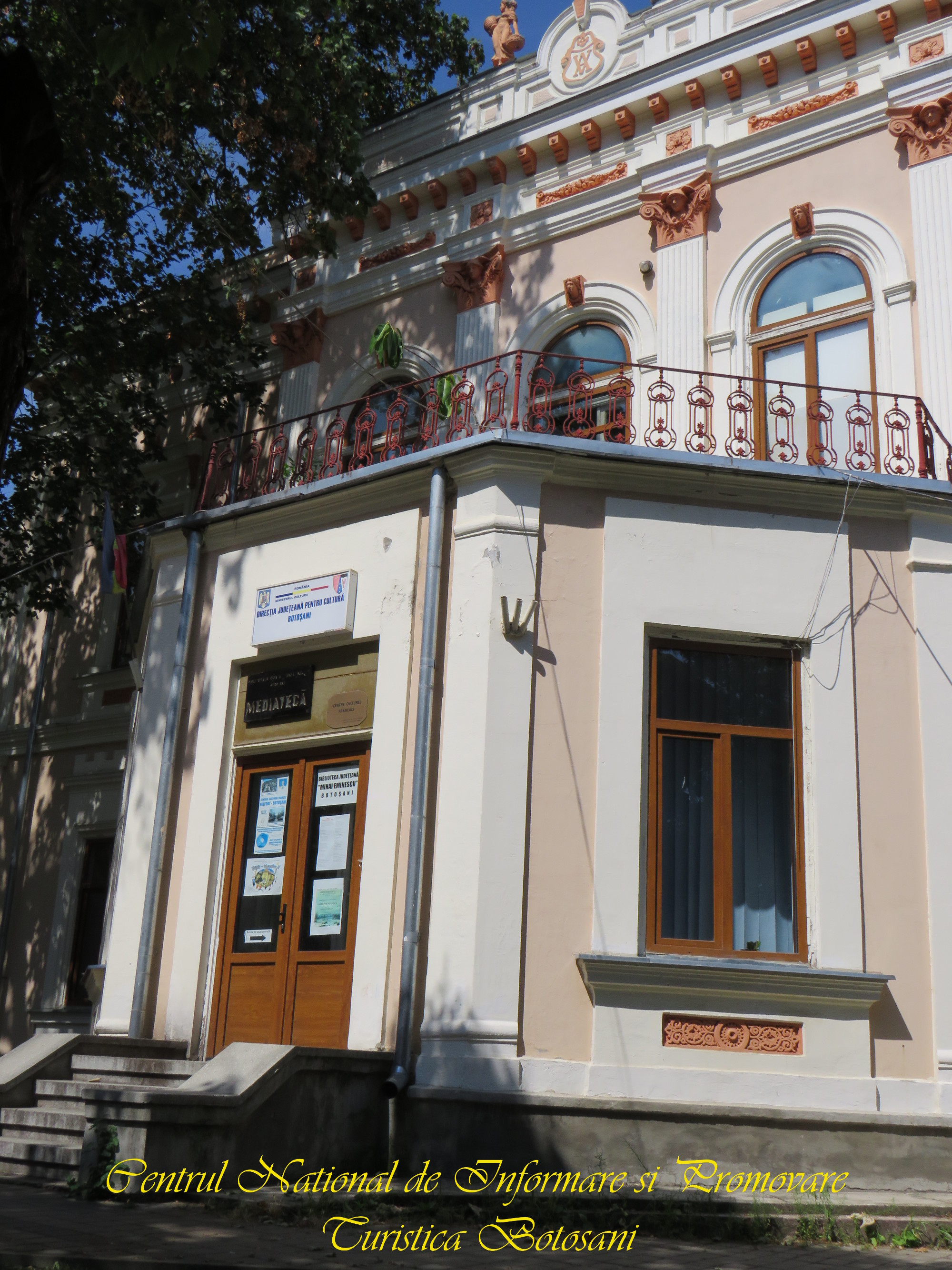 Casa Vasescu semnat