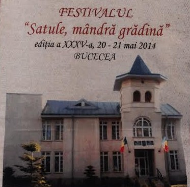 festivalul-concurs Satule-mandra-gradina